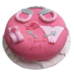 Pastel despedida de soltera, cake