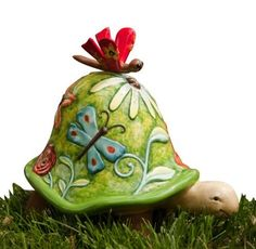 Evergreen 2CG031 Garden Field of Flowers Statue, Turtle, 10-Inches Tall by Evergreen, http://www.amazon.com/dp/B003VTZT26/ref=cm_sw_r_pi_dp_8Guirb0MHP33G