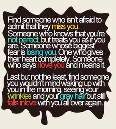 I Have That Someone :)