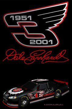 dale earnhardt | Dale Earnhardt Sr Blackout Tribute Wallpaper is another one of my full ...