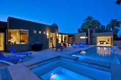 Stayed and played here.  Beautiful home in Palm Springs area.