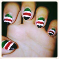 Representing. Kenyan and proud.