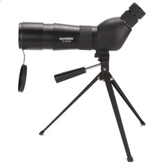HUANDEE 15-45X60 Monokulaariset teleskoopit Spotting Scope Telescope Zoom Vesitiiviit tarkkailualueet metsästys teleskoopilla kolmijalalla Ranger, Camping, Telescope, Birdwatching, Tripod, Campsite, Campers, Tent Camping, Rv Camping