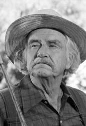 Will Geer (born William Aughe Ghere; March 9, 1902 – April 22, 1978) was an American actor and social activist. He is best known for his portrayal of Grandpa Zebulon Tyler Walton in the 1970s TV series, The Waltons.