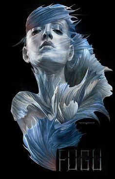 ArtStation - FUGU, Cedric Peyravernay
