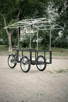 ideas food truck ideas coffee business for 2019 Food Cart Design, Food Truck Design, Food Truck Business, Coffee Carts, Coffee Truck, Bike Coffee, Food Box, Velo Tricycle, Bicycle Cart