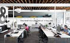 Office Tour: HDG Architecture Offices U2013 Spokane