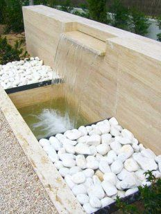 Why You Should Invest In Simple Water Features For Your Home Garden – Pool Landscape Ideas