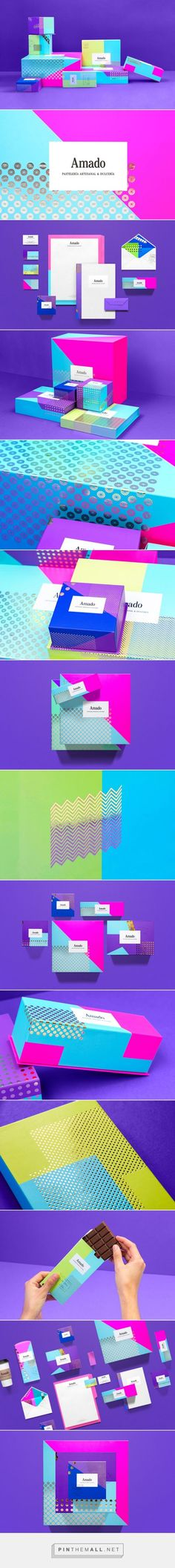 Amado by Hyatt #packaging designed by Anagrama - http://www.packagingoftheworld.com/2015/01/amado-by-hyatt.html