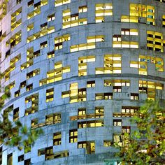 Torre Agbar, Barcelona, Spain | Jean Nouvel in association with the Spanish firm B720 Arquitectos
