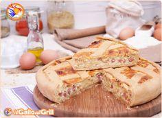 Pastiera Salata #Pasqua #Ricette