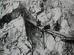 lagoscuro castellaccio - passerella