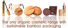 ZAO Makeup offers 100% organic mineral cosmetic range with sustainable bamboo packaging for a more radiant you.