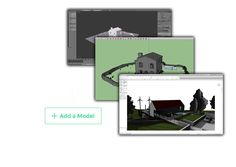 InsiteVR - Easily create virtual reality visualizations with models from Sketchup, Blender, Rhino, Revit, or any other 3D modeling software.