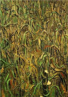 Ears of Wheat - Vincent van Gogh