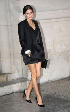 Olivia Palermo ALWAYS looks so well put toghether!