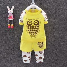 >> Click to Buy << 2016 Spring Fashion newborn baby boy clothes Boys&Girls LongSleeve Panda T Shirt +Long Pants 2pcs bebe baby clothing set #Affiliate