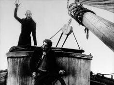 Friedrich Wilhelm #Murnau 'Nosferatu - Eine Symphonie des Grauens' 1922