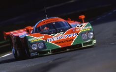 MAZDA 787B The Le Mans Winner