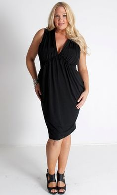 LOVE this dress! Plus Size