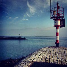 Terschelling harbour