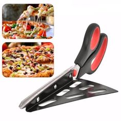 Scissors Pizza Cutter