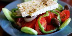 Mediterranean Diet Meal Plan: Week 1