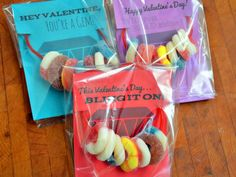 Handmade Valentine's Day Card Ideas >> http://www.hgtv.com/design/make-and-celebrate/handmade/10-handmade-valentines-day-cards-pictures?soc=pinterest