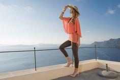 CHIARA DALBA SS2016 COLLECTION #fashion #glamour #moda #donna #jeans #denim #skinny #jacket #pantaloni #fresh #shirt #estate #2016 #madeinitaly #luxury #pantaloni #maglia #blusa #taglie #comode #female #shopping #camicia #colors #colori #pesca #arancione #manica #larga #cappello #falda #larga