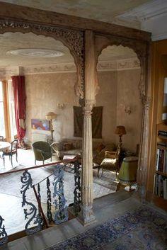 Victorian house in London - #InteriorDesign