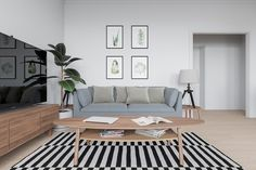 Six Scandinavian Interiors That Make The Lived-in Look Inspirational