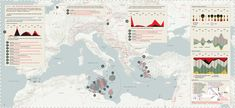 """'The Missing Migrants Map' is the visual representation of all the incidents recorded by """"The Missing Migrants Project"""".This visualization is based on the data tracked by the """"Missing Migrants Project"""", a joint initiative of IOM's Global Migration Data A…"""