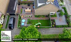 Renovatie tuin, Krommenie
