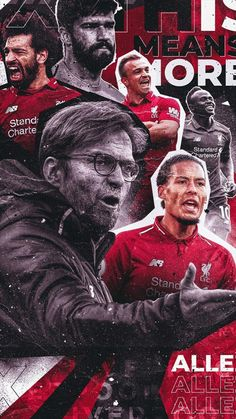 We are Liverpool,this means more,your team means less Liverpool Premier League, Liverpool Players, Liverpool Fans, Liverpool Football Club, Liverpool Anfield, Liverpool Images, Liverpool Poster, Liverpool Champions, Lfc Wallpaper