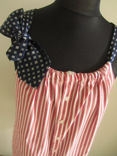 I would wear this for the 4th