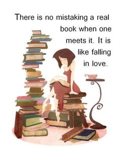 Books and falling in love