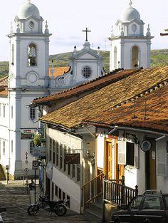 UNESCO World Heritage Site.                          Diamantina , Minas Gerais, BRAZIL