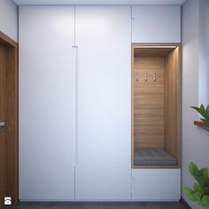 New Ideas Bedroom Wardrobe Design Entrance Bedroom Wardrobe, Wardrobe Closet, White Wardrobe, Hallway Decorating, Entryway Decor, Home Interior Design, Interior Architecture, Dressing Design, Hallway Storage