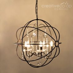Metal electrical chandelier w ceramic flowers creative co op metal electrical chandelier w ceramic flowers creative co op home lighting pinterest ceramic flowers chandeliers and lights aloadofball Choice Image