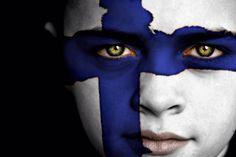 Finland Flag Boy Capital: Helsinki
