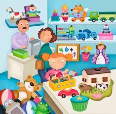tienda juguetes