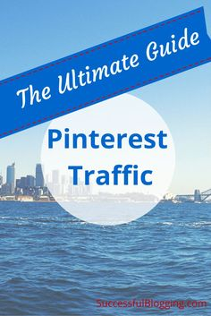 You hear about Pinterest and how it should drive traffic to your website. Does it really? Check out this Ultimate Guide to getting more traffic with Pinterest.