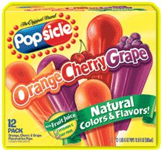 Rare $1/2 Popsicle Products Printable Coupon!