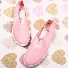 sportove-damske-tenisky-v-ruzovej-farbe Red Pumps, Designer Shoes, Slippers, Slip On, Sport, Sneakers, Pink, Fashion, Tennis