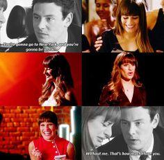 #Glee #Finchel