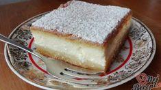 """Luxusní nepečený dezert """"pštrosí vejce"""": Naprosto bezpracná příprava, a výsledek perfektní - varenirecept Vanilla Cake, Cheesecake, Pizza, Sweets, Desserts, Food, Pastries, Drinks, Cake Ideas"""