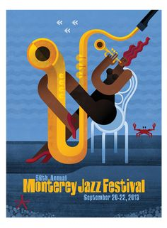 MJF/56th Official Event Poster 2013