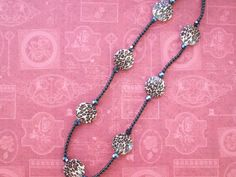 Leopard Necklace by PixieHollowShop on Etsy, $13.00