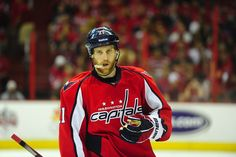#21 Brooks Laich, Washington Capitals