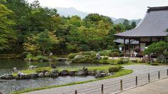 2014/7 八坂神社、天龍寺